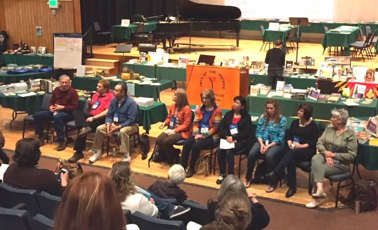 CCWC Editors and Agents Panel 2016