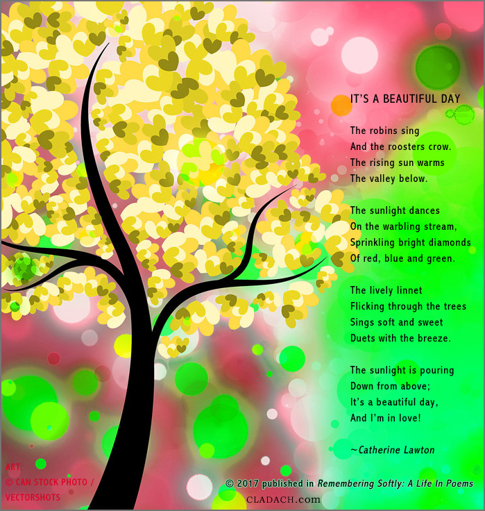 """Poem: """"It's a Beautiful Day"""""""
