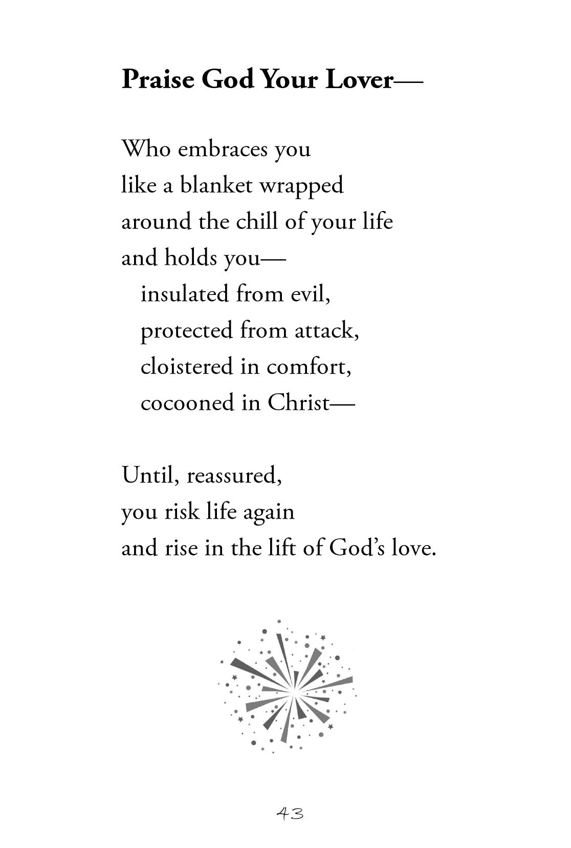 Sample of love poem